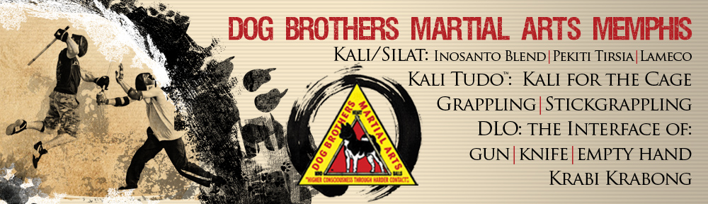 Dog Brothers Martial Arts Memphis